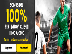 Bet 365 bookmakers con il miglior live betting!