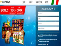 Prova uno tra i migliori siti di casino StarVegas! Screenshot