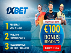 1xbet bookmaker straniero Screenshot
