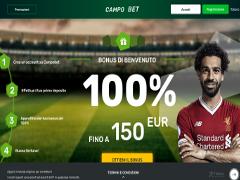 Campobet: il bookmaker straniero Screenshot