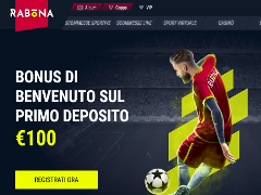 Rabona scommesse Screenshot