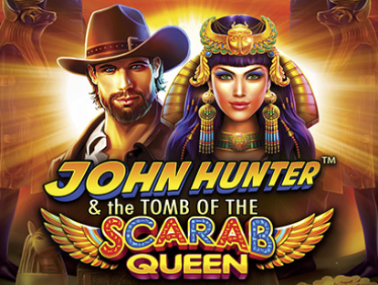 Slot John Hunter and the Tomb of the Scarab Queen